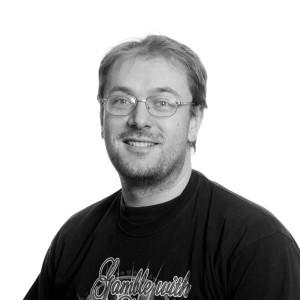 R. van den Berg zwart-wit