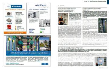 Klimaatinstallaties TU Delft zijn gemeten en ingeregeld