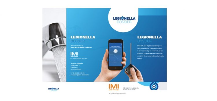Altijd UP-TO-DATE met Legionella Dossier